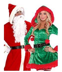 Jule kostumer og udklædning