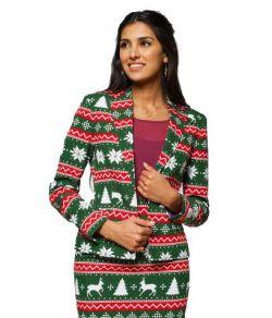 Jule jakkesæt til damer