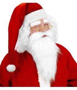 Julemandsskæg og parykker