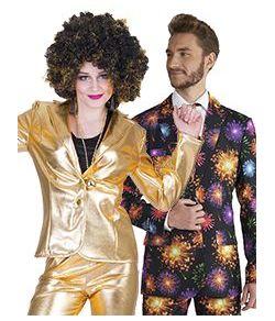 Nytårs kostumer og udklædning
